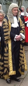 Lord Justice Sir Christopher Pitchford