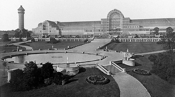 The Crystal Palace, 1854