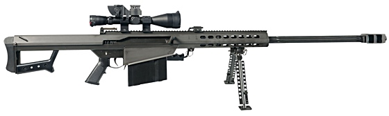 Barrett 82A1 rifle