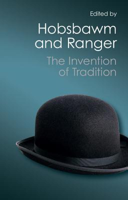 The invention of tradition (book cover)